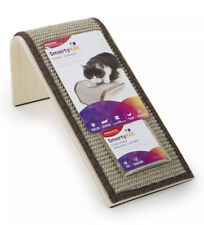 SmartyKat Sisal Angle Cat Scratcher Incline Assorted