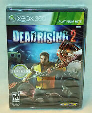 Dead Rising 2 Platinum Hits Xbox 360 Brand New & Factory Sealed
