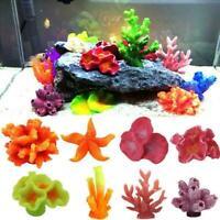 Kunstharzkoralle Für Aquarium Unterwasser Ornament I9D6