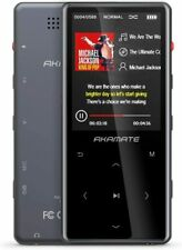 16GB Player with Bluetooth 4.2, Music Player with FM Radio, One Click Recording,