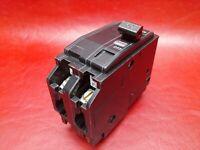 Square D Type QO 1 or 2 Pole SQD Circuit Breaker 15 20 30 40 50 60 Amp All Sizes