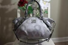 Coach Madison Dot Op Art Sophia Satchel #15935 (PU160