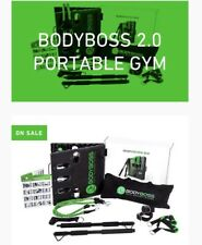 BodyBoss 2.0 - Full Portable Home Gym (Green)