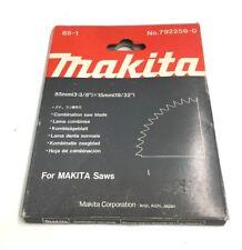 Makita Combination Oscillating Multi Master Saw Blade 792259-0