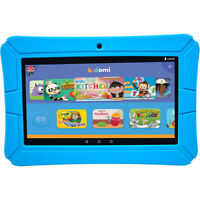 "Epik Learning Company HighQ 7"" 16GB Dual-Camera Learning Kids Tablet - Blue"