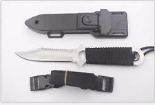 ★★couteau de plongée sous marine-couteau plongé-tactique-couteau chasse-knife★★
