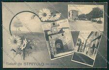 Ancona Staffolo Saluti da cartolina QQ1280