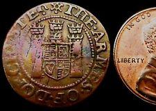 S638: 1669 Token commerciali: Dorchester CITTA 'SOLDO. Dorset 53C. Old Collection