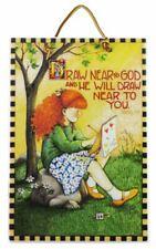Mary Engelbreit Draw Near To God-Umdra