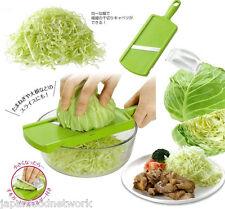 Japanese Top Shimomura Slicer Vegetable Mandoline Sauerkraut Coleslaw Tonkatsu