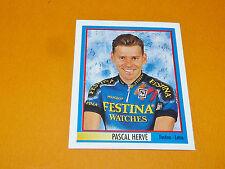 N°271 P. HERVE FESTINA MERLIN GIRO D'ITALIA CICLISMO 1995 CYCLISME PANINI TOUR