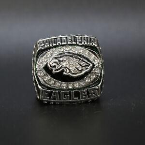 2004 Philadelphia Eagles Ring Philadelphia Eagles NFC Championship Ring Set