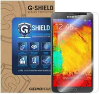 G-Shield® 100% Genuine Tempered Glass Screen Protector For Samsung Galaxy Note 3