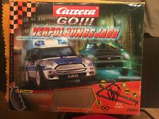 Carrera Go!!! Verfolgungsjagt, Carrera-Bahn, Carrerabahn