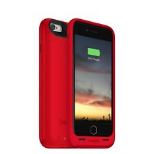 Genuine Mophie Juice Pack Air Battery Case for Apple iPhone 6S & 6 - Red