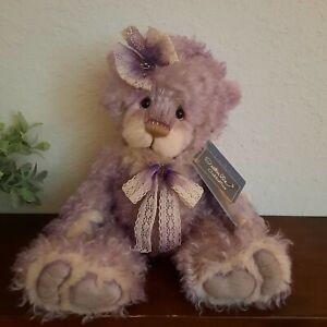Charlie Bears Beautiful! Madame Butterfly. #87 of 400 worldwide