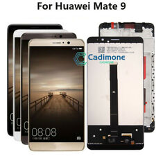 For Huawei Mate 9 LCD Display Touch Screen Digitizer Assembly Frame AAAUS