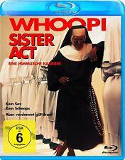 SISTER ACT (Whoopi Goldberg, Harvey Keitel) Blu-ray Disc NEU+OVP