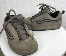 Children's Vans Floyd Skater Shoes Kids US Size 13 Tan/Black
