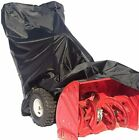 Universal Snow Thrower Cover Waterproof,UV Protection,for Most Electric Two L