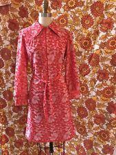 New listing Vintage 60s 70s Kenny Classics Mod GoGo Sheath Mini Dress