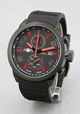 Lowell MOM Herren-Armbanduhr Chrono PM7100-95 Watch Montre tribut Enzo Ferrari