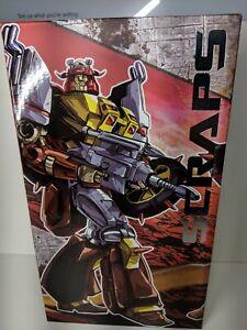 KFC Toys E.A.V.I. Metal Phase P-6D SCRAPS Junkion