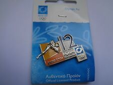 ATHENS 2004  OLYMPIC PIN VOLEYBALL SPORT-DAYS OF THE GAMES-24/08/2004