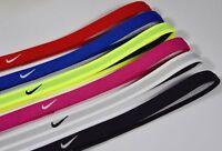 Nike Haarband Elastic Hairband NEU unisex Fitnessband Sportband Stirnband WOW
