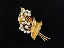 Coro Vintage Costume Brooches/Pins