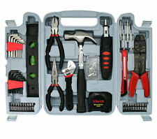 129 PCS Household Tool Kit Home Repair Tool Set with Storage Case Hardware Tools