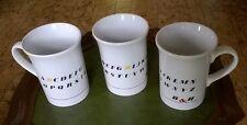 3 x Benson & Hedges Alphabet Design Mugs - Smoker's Novelty Gift