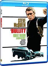 Blu Ray  //   BULLITT  //  Steve McQueen  /  NEUF cellophané