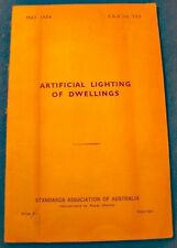 STANDARDS ASSOCIATION OF AUSTRALIA artificial lighting of dwellings MAY 1954++