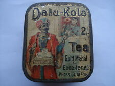 C1890S DALU-KOLA 2/- TEA SAMPLE TIN