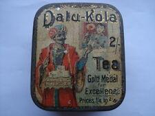 C1890S DALU-KOLA 2/- TEA SAMPLE TIN