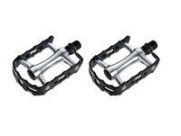 Wellgo M149 - Flat / Platform Mountain Bike Pedals - Black