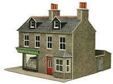 Metcalfe PO264 Stone Corner Shop (00 Gauge) Railway Model kit