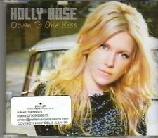 (CF770) Holly Rose, Down To One Kiss - 2009 DJ CD