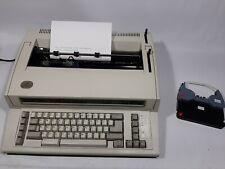 Ibm 6781 Wheelwriter Electric Typewriter Great Condition Extra Ink Cartridge