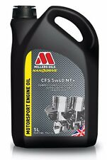 New! Millers Motorsport CFS NT+ (Competition Fully Synthetic) 5w40 5L