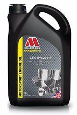 ¡NUEVO! Millers MOTORSPORT CFS NT + (COMPETITION totalmente sintético) 5w40 5l