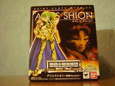 Myth Cloth Bandai Grand Pope Aries Shion EX Gold Saint Holy War