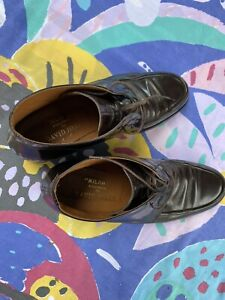 Milana David Jones Boots Shoes Size 39 Made In Italy Leather