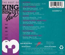 The Best of King Biscuit-LIVE-CD-volume 3
