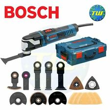 Bosch GOP55-36 heavy duty star lock oscillant multi outils LBoxx + kit 25pc 110V
