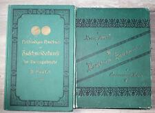 2 Bücher Zuschneider, Schneider 1892/1900 Selten !