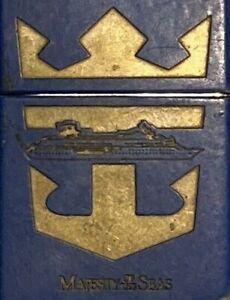 Majesty of the Seas Zippo Lighter. HTF