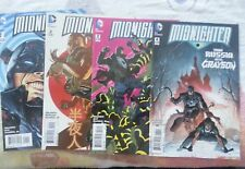 Midnighter (4) Comic Book Lot from DC comics first four issues  2015 series run
