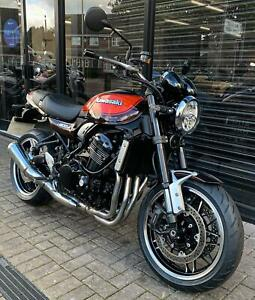 * SOLD * 2019 KAWASAKI Z900RS ZR900 * 7,400 MILES * ONE OWNER *